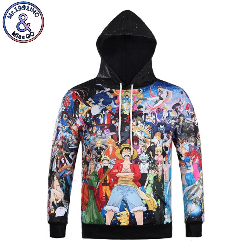 Mr.1991INC Unisex Women / Men Sweats winter jacket 3d hooded Hoodies Casual Clothing Casual Sweatshirt Pullover Tops