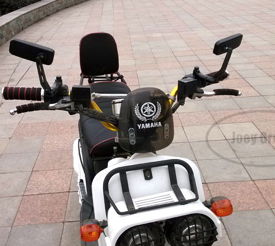 Gratis verzending, scooter motorfiets achteruitkijkspiegels aluminium - Motoraccessoires en onderdelen - Foto 4