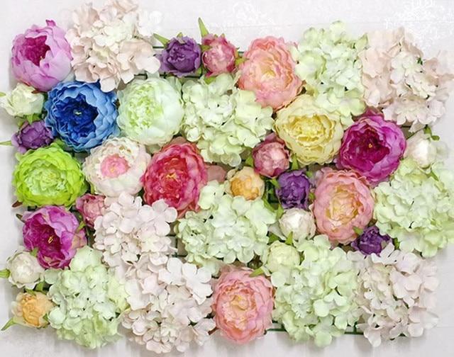 25pcslot 12cm artificial peony flower heads diy silk flower head 25pcslot 12cm artificial peony flower heads diy silk flower head for wedding flower wall mightylinksfo