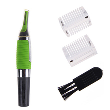 Nose Ear trimmer cleaning tool Face Neck Eyebrow Hair Trimmer Shaver Clipper Cleaner Health Care