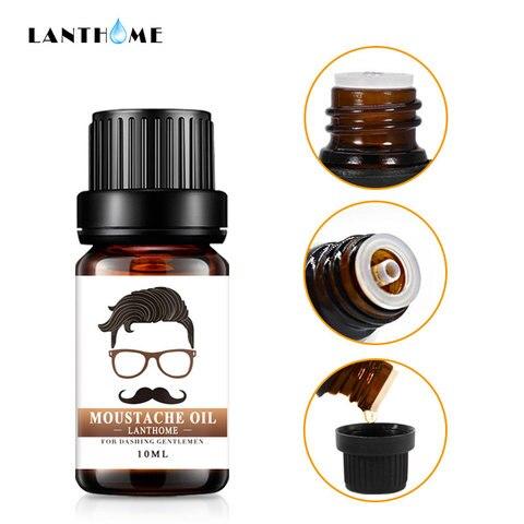 Professional Men Beard Growth Enhancer Herb Hair Growth Liquid Facial Nutrition Moustache Grow Serum Safe Hair Care Oil Karachi