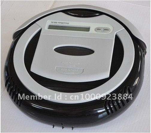 Robot vacuum cleaner  manufacturer>>Auto cleaner QQ-2L(black)