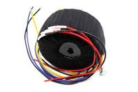 500VA ( 500W ) Black Cloth Toroid Transformer For NAP200 Amp 28V 0 28V 28V 0 28V