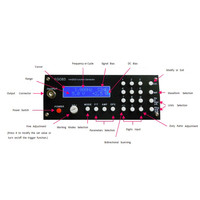 Mini DDS Digital Synthesis Function Signal Generator DIY Kit With Panel Sine Square Sawtooth Triangle Wave