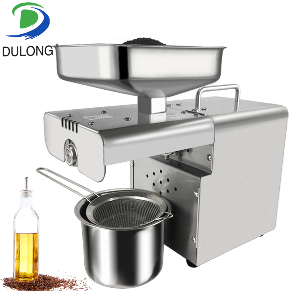 NEW Small Home Oil Press Machine Cold Hot press for peanut,coconut Automatic Stainless Steel CE approved home useNEW Small Home Oil Press Machine Cold Hot press for peanut,coconut Automatic Stainless Steel CE approved home use