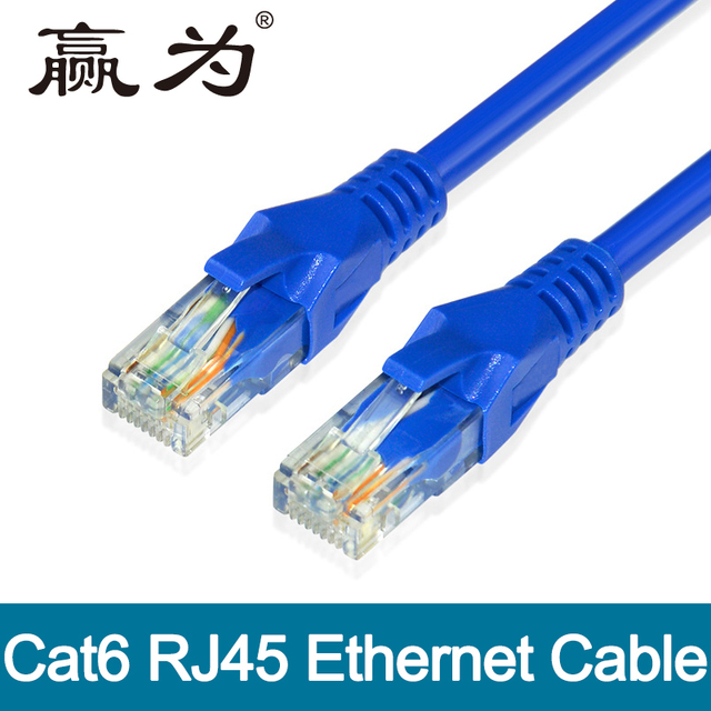 Cat6 Ethernet Cable RJ45 Computer XBOX Networking LAN Cords CAT 6 ...