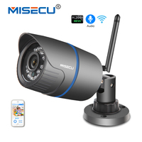 MISECU Audio 2 8mm H 264 1080P 960P 720P IP WIFI Camera Sony Onvif P2P Email