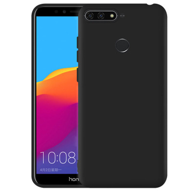 reputable site f33d0 eaef4 US $1.99 |Case For Huawei Honor 7A Cover 360 Protection Soft Silicone Back  Cover Phone Case For Huawei Honor 7A Pro Back Cover Case-in Fitted Cases ...
