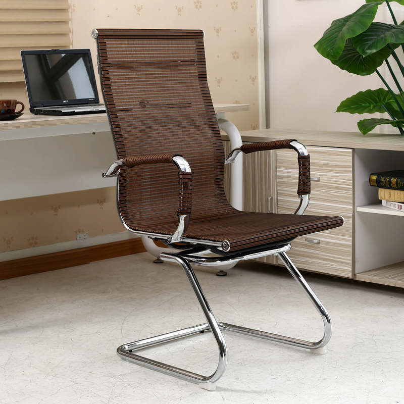 WL# 3897 Post office home computer staff conference swivel mesh chair lifting seat bow special offer high quality boss chair home computer chair pu office swivel chair seat bow lay staff meeting seat