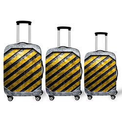 2018 новая мода защитный чемодан Чехлы для мангала для 18-28 дюймов Чемоданы с Колёса путешествия Чемодан Защитная крышка