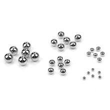 Оптовая продажа 1 пакета(ов) CCB Материал серебро Цвет Распорки Loose Бусины ювелирных изделий Интимные аксессуары для DIY ювелирные изделия ручной работы, делая