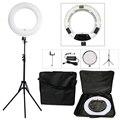 Yidoblo FS-480II 5500K био-цветная камера фото/Студия/телефон/светильник 18 ''480 светодиодная кольцесветильник лампа Светодиодная лампа + штатив 2 м + ко...