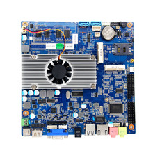 Low power Mini-ITX Motherboard TOP2550 with Atom N2800 CPU /6*COM/6*USB2.0