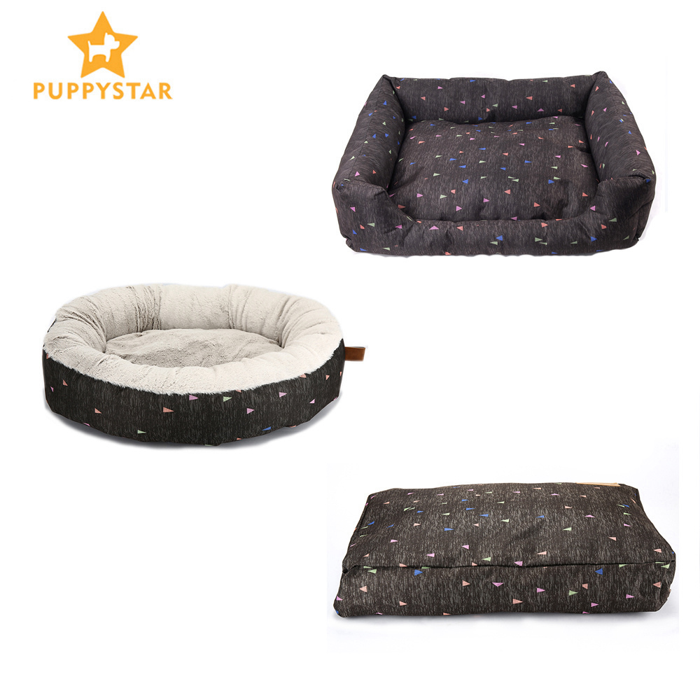 Pet Products Dog Beds For Large Dogs Puppy Kennel Dog Bed Cats Mats Sofa Blanket House Bench Cat