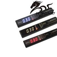 GRATIS VERZENDING! Apexi style Turbo timer Voor Universal Car Auto met Originele doos (rood/blauw/wit LED licht)
