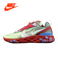 Original New Arrival Authentic Nike Epic React Element 87 Men's Running Shoes Sport Outdoor Sneakers Good Quality AQ1813 339