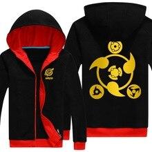 Naruto Hoodie Zipper hoodie ninja Sweatshirts (15+ styles)