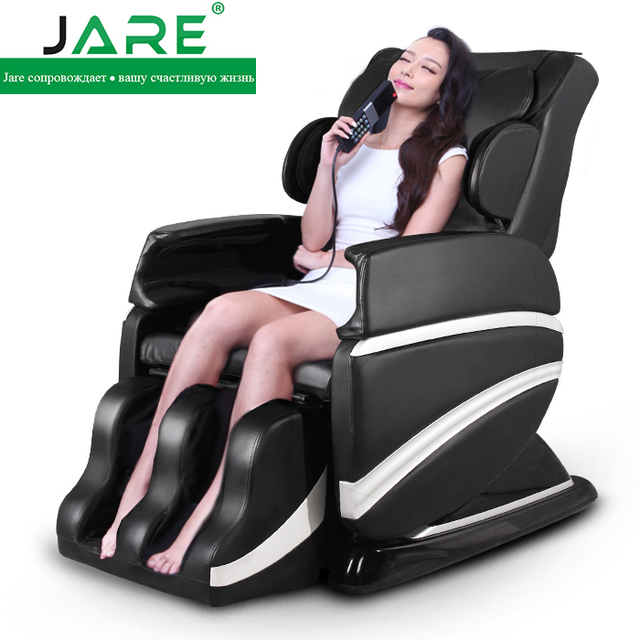 Jare Multifunctional Luxurious 3D Zero Gravity Capsule Massage Chair Full  Body Household Massage Device For Relax