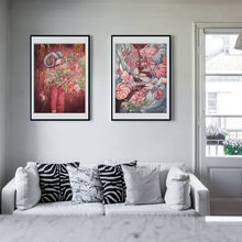 Canvas Painting Abstract Modern Illustration Printing Wall Art Family Decoration Living Room Bedroom Dining