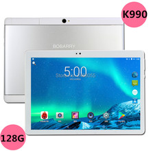 10 inch tablet Octa Core 4GB RAM 128GB ROM Android 7.0 3G 4G FDD LTE Unlocked Dual SIMs Wifi Bluetooth GPS Tablet 10 10.1 + Gift