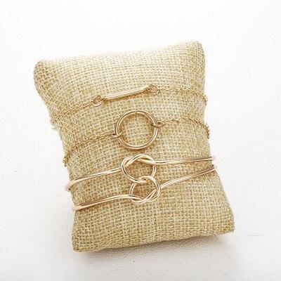 Simple Double Knot Bracelet...