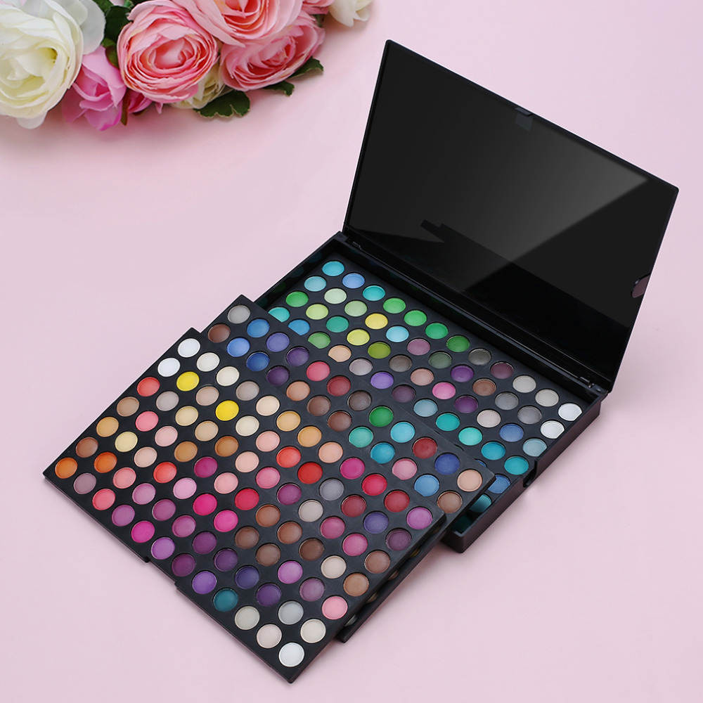Makeup palette 252 colors Eyeshadow Palette of shadows makeup Eye shadow make up eye shadow palette 252 matte shadow to eye NO1 aod425a d425a to 252
