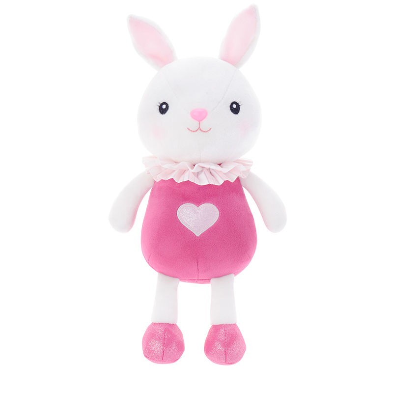 Bunny Toys For Girls : Metoo cartoon plush bunny toys cute doll rabbit