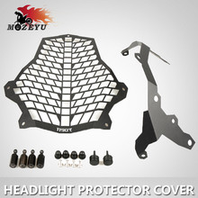 For KTM 1190R 1190 Adventure 2013-2018 2017 2016 Motorcycle Accessories Headlight Head Lamp Light Grille Guard Cover Protector for ktm 1190r 1190 adventure 2013 2018 2017 2016 motorcycle accessories headlight head lamp light grille guard cover protector