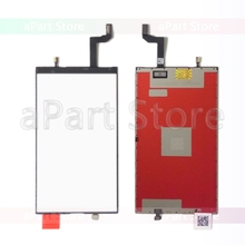5 adet Orijinal arkadan aydınlatmalı LCD Ekran Ekran Arka Işık Flex Kablo Için iPhone 6 s 7 8 Artı Değiştirme