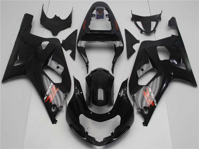 Мотоцикл обтекатель комплект для SUZUKI GSXR600 750 K1 01 02 03 GSXR 600 GSXR750 2001 2002 2003 обтекатели