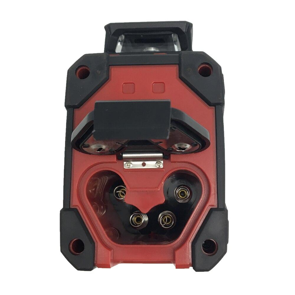 3D Norm Laser 360 8