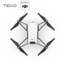RYZE DJI Tello drone Perform flying stunts, shoot quick videos with EZ Shots and learn about drones with coding education