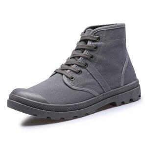 Image 2 - Cuculus/мужские военные тактические ботинки; Армейские ботинки в стиле Дезерт; Обувь для путешествий в армейском стиле; Кожаные ботильоны; Мужские ботинки; 5815