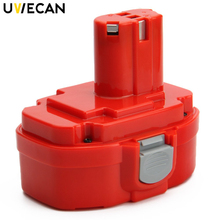 18V 3500mAh/3.5Ah NI-MH Replacement Battery Compatible with Makita PA18 1822 1823 1834 1835 192826-5 192827-3 192829-9 193159-1