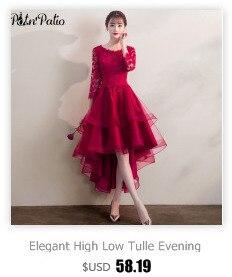 5634f1cb9dcb1 HOT SALE] White Feather Evening Dresses Long 2019 O neck A line ...