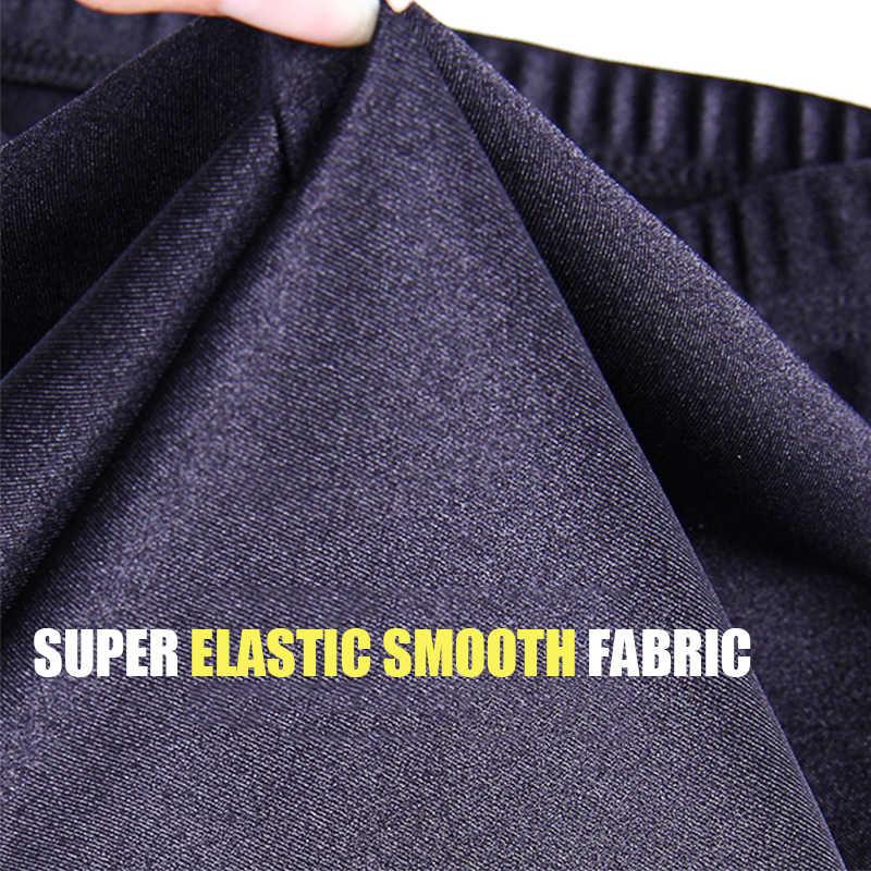 Hot Menjual Wanita Warna Solid Neon Mengkilap Celana Ukuran Besar Spandex Elastisitas Kasual Celana Untuk Gadis