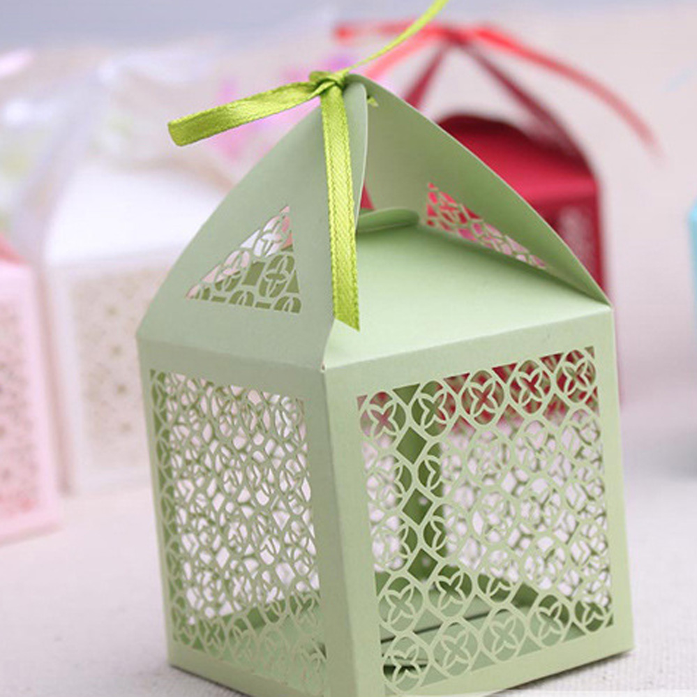 Ideas Wedding Gift Boxes For Guests online buy wholesale ramadan gift from china 50pcs elegant luxury laser cut hollow out candy chocolate box for wedding party favor wedding