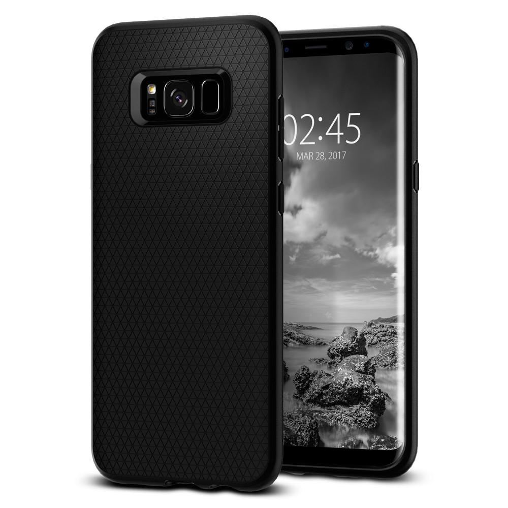 Aliantech Liquid Air Case for Galaxy S8 / S8 Plus Capa Fundas Matte Lightweight Flexible Cases for Samsung Galaxy S8 / S8+