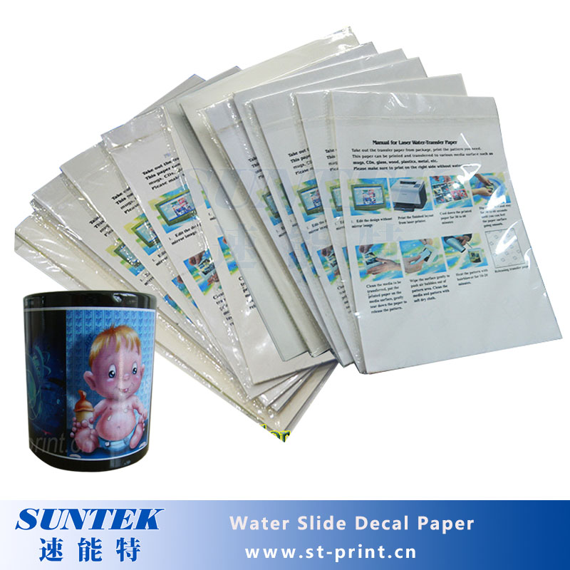 water slide transfer paper Lazertran waterslide decal paper is an amazing new type of transfer paper for art, crafts, home decorating, scrapbooking, and more - use it anywhere you.