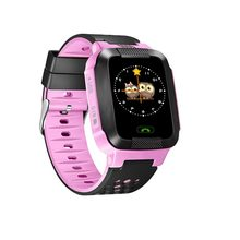 DS39 GPS Smart Watch With Camera Flashlight Baby Watch SOS Call Location Device Tracker Watches for Kid Safe Smartwatch(China)
