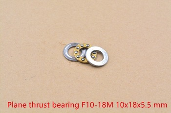 10mm bearing F10-18M 10mmx18mmx5.5mm axial ball thrust plane 1pcs image