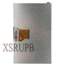 """Nuevo 7 """"pulgadas INNOLUX AT070TN92 vx 7DD1 1 FPC Pantalla LCD 800*480 para la Tableta de DVD Del Coche lcd Envío gratis"""
