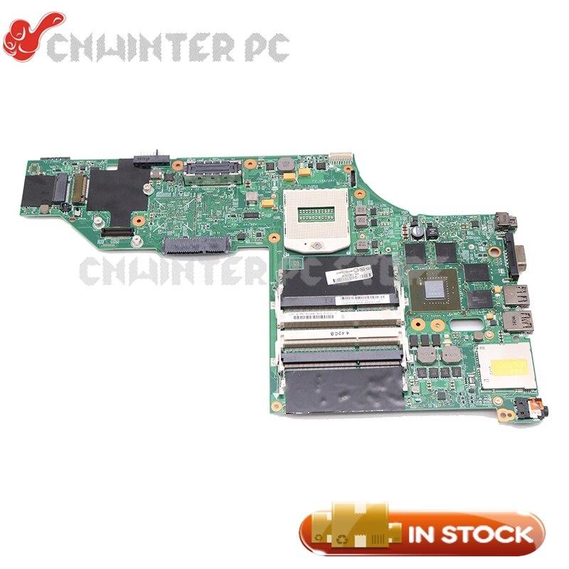 Lenovo Thinkpad W540 Nvidia Q1 K1100M Motherboard 04X5324 00HW121 mainboard