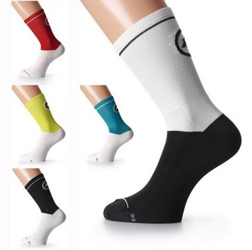 Unisex Cycling Socks Outdoor Mount Sports Wearproof Bike Footwear For Road Bike Socks  Bicycle Sport Socks Calcetines Ciclismo