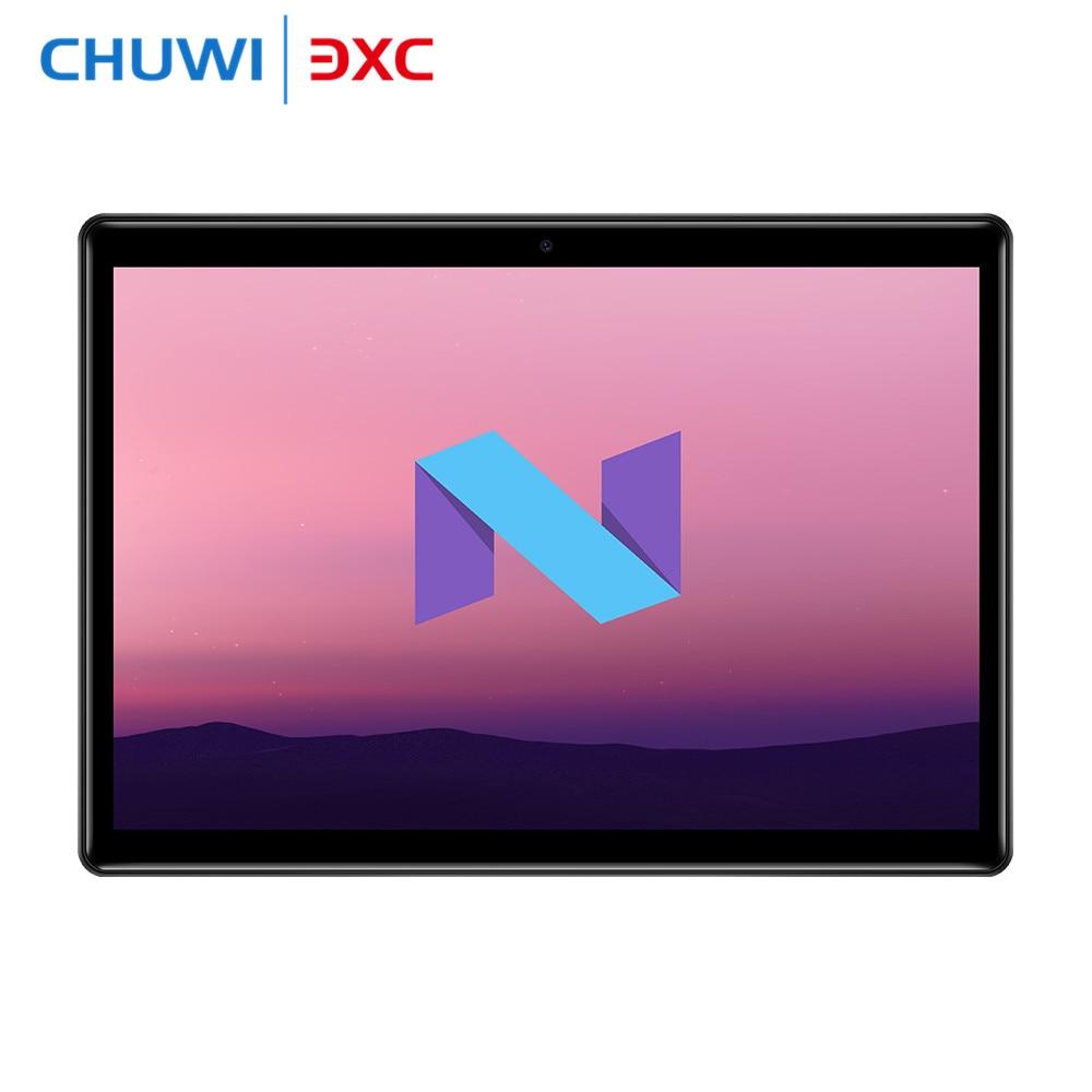 Originale CHUWI Hi9 Aria MT6797 X20 Deca Core 4 gb di RAM 64 gb ROM 2 k Dello Schermo di Android 8.0 Dual 4g LTE 10.1 pollice Tablet