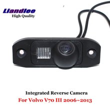 Liandlee Car Reverse Camera For Volvo V70 III 2006~2013 Rear View Backup Parking / SONY CCD HD Integrated High Quality
