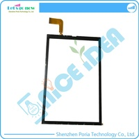 100% New 8'' Inch Touch Screen Digitizer For GT80PG147 Black Front Tablet Touch Panel Glass Replacement