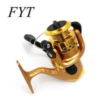 Рыболовные снасти, спиннинговая катушка с алюминиевым корпусом, высокоскоростная g-передаточная 5,2: 1 рыболовные катушки