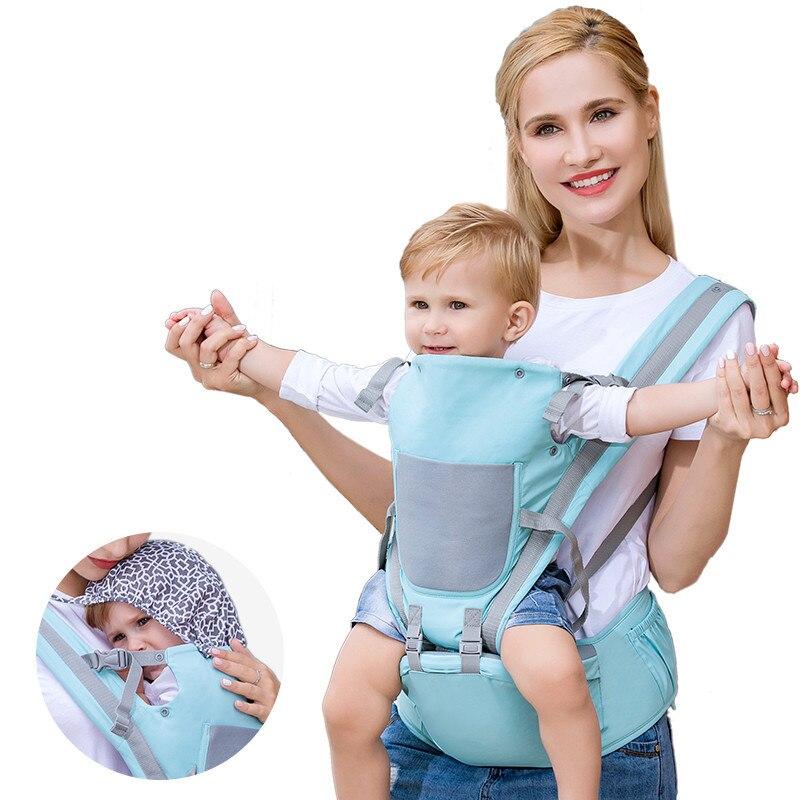 0-36Month 2019 porte-bébé quatre saisons porte-bébé bébé porte-bébé face avant écharpe pour bébé