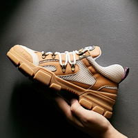 Luxury brands Autumn Vintage sneakers Women Casual Shoes Genuine Leather Platform Shoes Ladies tenis feminino zapatos de mujer
